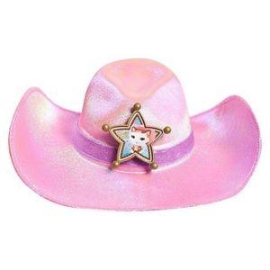 Disney Junior Sheriff Callie Pink Cowboy Hat